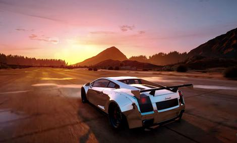 Zmodowane GTA V w 4K na kompie za 10000$