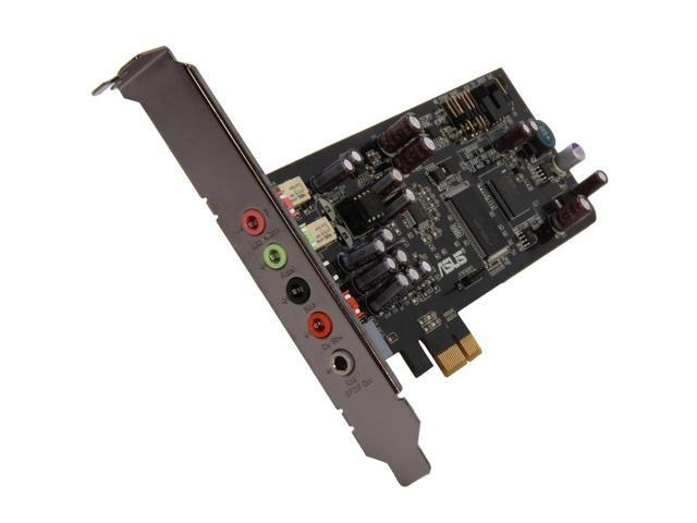 Wysokiej jakości karta Asus Xonar DSX