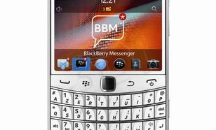 BLACKBERRY 9900 WHITE