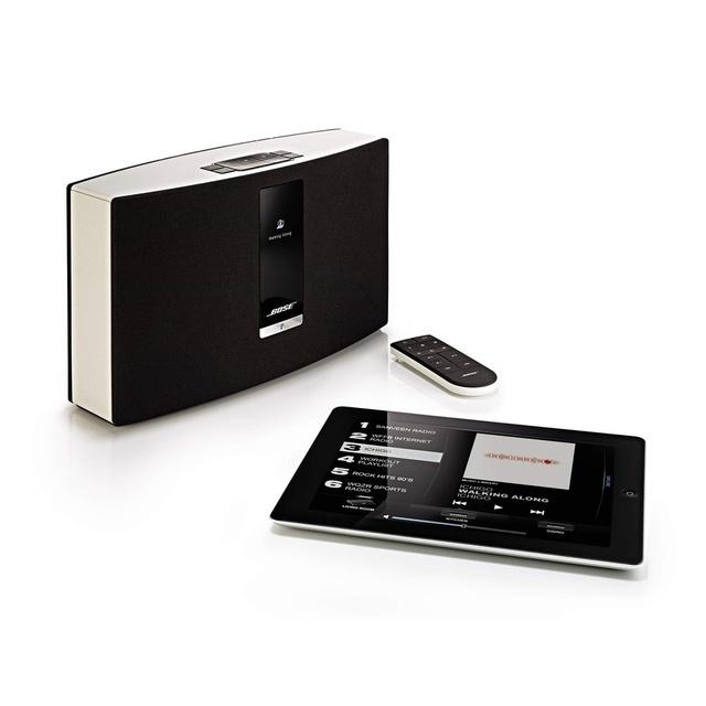 SoundTouch™ Wi-Fi - firma Bose wprowadza na rynek rewolucyjne systemy audio