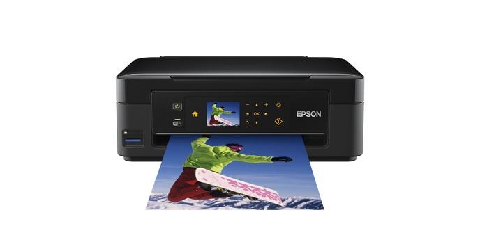 Epson Expression Home – nowe, mniejsze i lepiej drukujące atramentowe urządzenia domowe