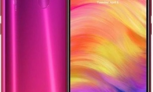 Xiaomi Redmi Note 7 64 GB Różowy