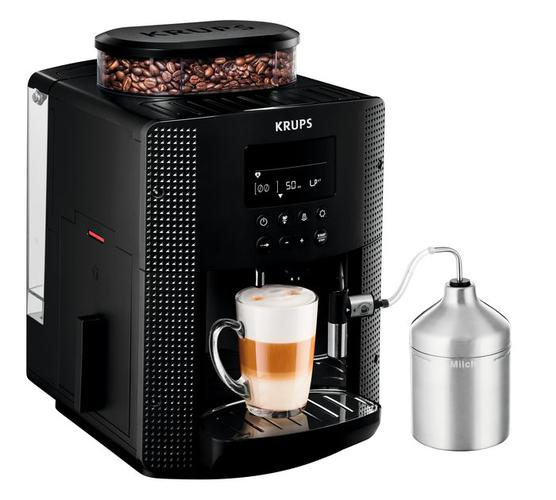 kawa z ekspresu Krups Pisa EA8160
