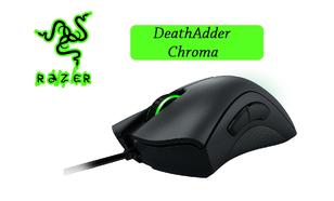 Razer DeathAdder Chroma - Najnowsza Wersja Świetnej Myszki w Akcji!