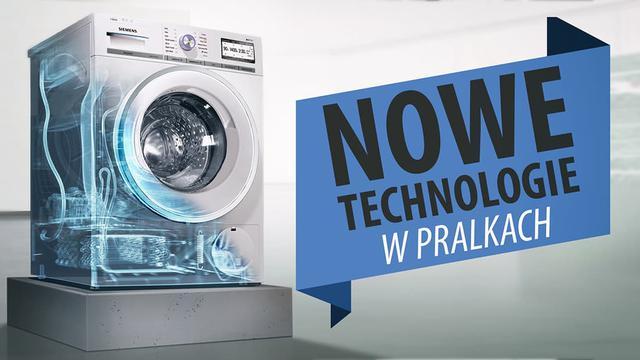 Nowe technologie w Pralkach, które Cię zaskoczą!