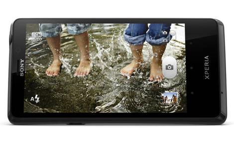 Sony Xperia T [TEST]