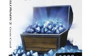 Guild Wars 2 Gem Card (2000 gemów)