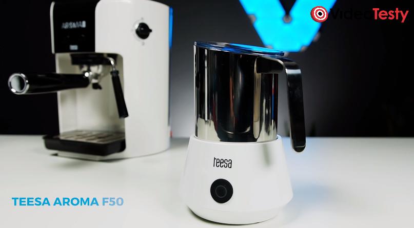 Teesa AROMA F50 spieniacz do mleka