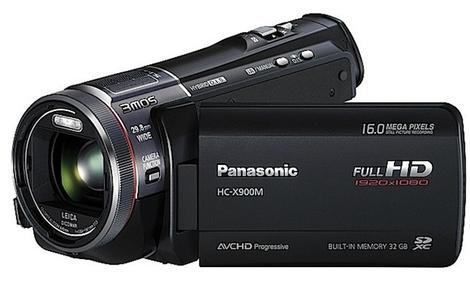 Uwiecznij piękne krajobrazy na kamerze Panasonic HC-V700