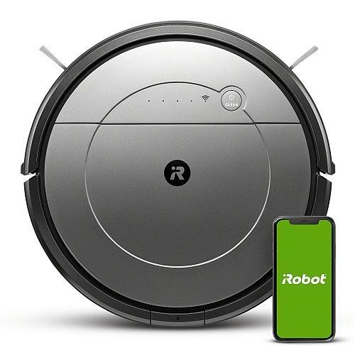 spód odkurzacza automatycznego iRobot Roomba Combo R113840