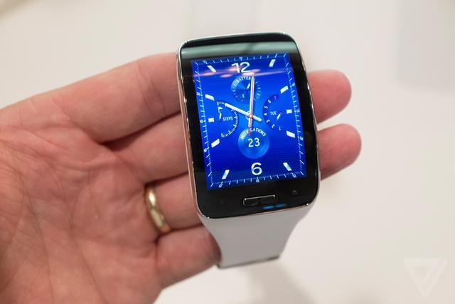 Smartwatch Samsung Gear S