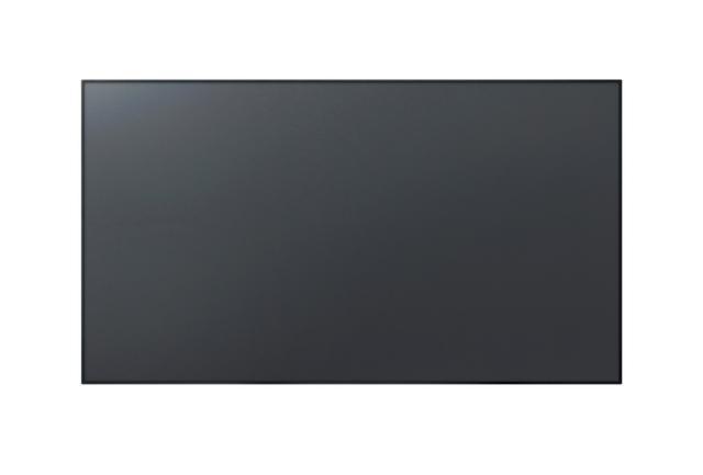 Panasonic TH-55LFV50 - nowy wytrzymały monitor do ścian wizyjnych