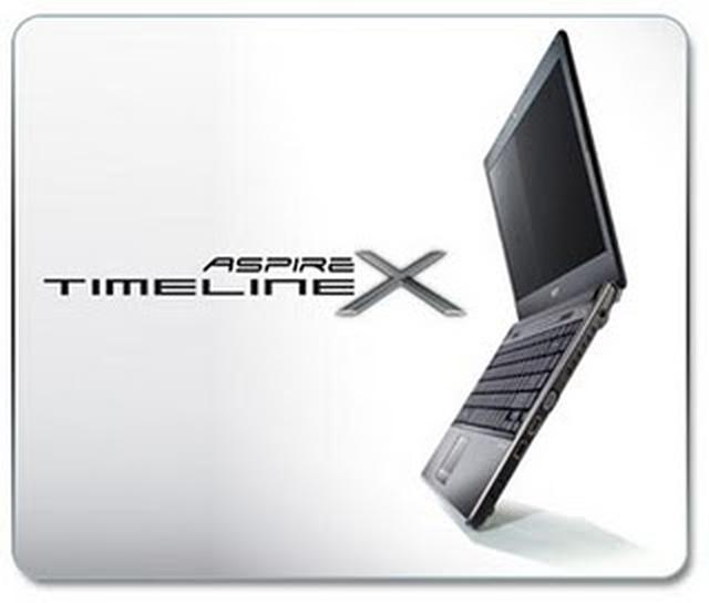 Acer Aspire TimelineX -  nowa generacja