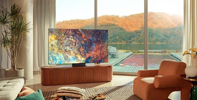 Telewizory Samsung Neo QLED w sprzedaży w Polsce
