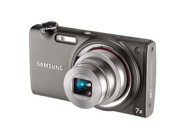 Samsung CL80 – zdjęcia z aparatu prosto na Flickra czy Facebooka