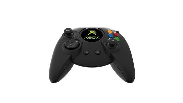 Microsoft Wskrzesza Kontroler Pierwszego Xboxa!