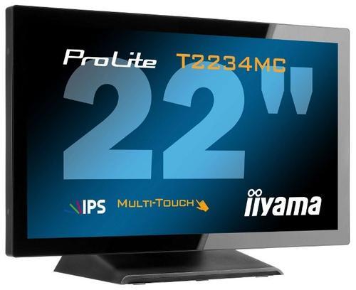 iiyama 22''LED ProLite T2234MC IPS multitouch