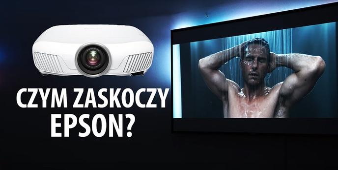 Projekcja LCD w natarciu - Nowości Epsona z Audio Video Show 2018