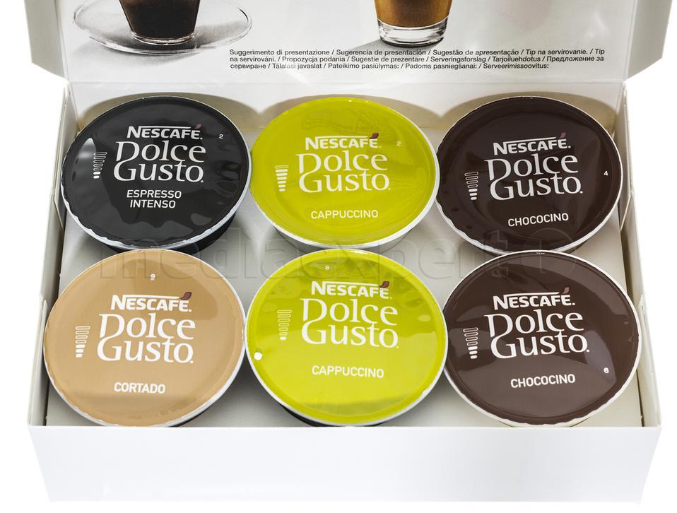 Krups Nescafe Dolce Gusto Lumio KP1305