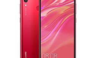 Huawei Y7 2019 (czerwony)