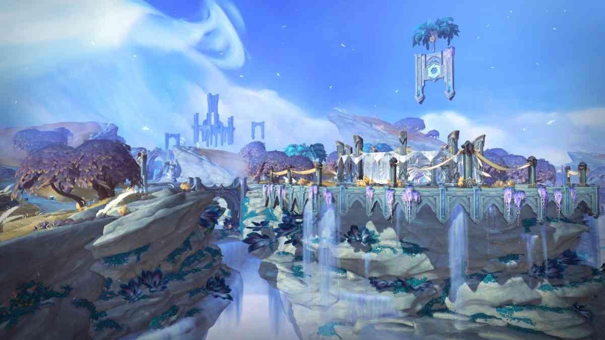 World of Warcraft: Shadowlands - Nowe lokacje