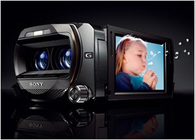 Sony Handycam HDR-TD10E - innowacyjna kamera 3D