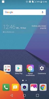 Ekran LG G6
