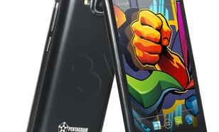 "SMARTFON PENTAGRAM REBEL 4.0"" AMOLED P400-2"