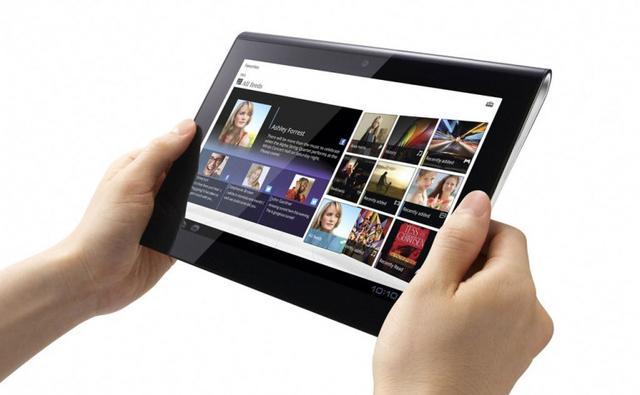 Sony Tablet S1 - funckjonalny tablet o dobrym wykonaniu