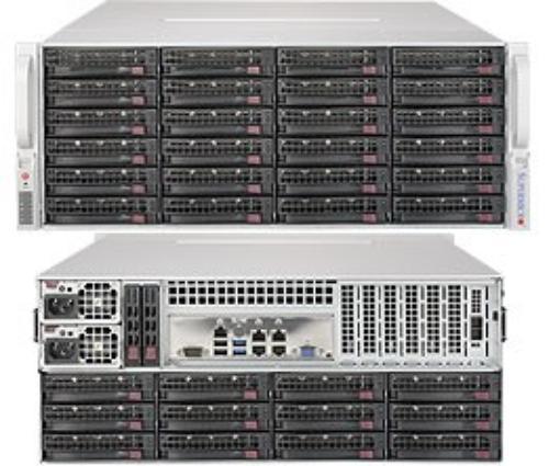 Supermicro SuperServer5048R-E1CR36L SYS-5048R-E1CR36L