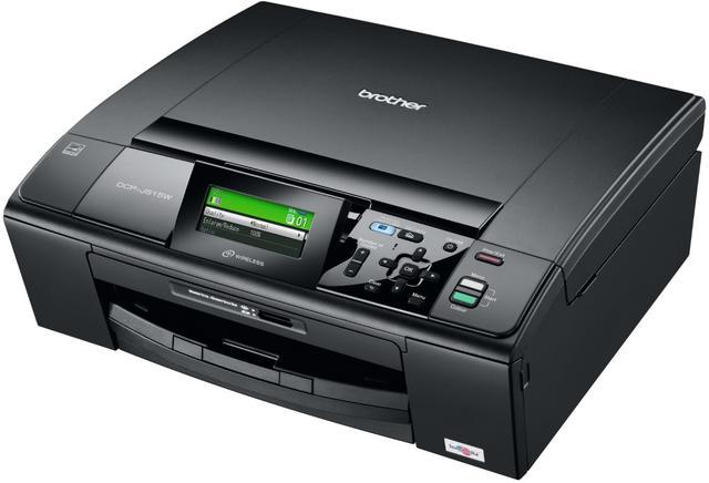 Brother DCP-j515W - ciche drukowanie, świetna wydajność