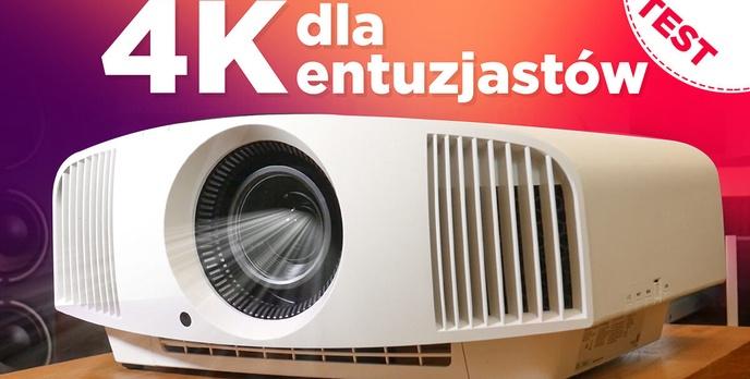 Test Sony VPL-VW290ES - Projektor 4K dla entuzjastów