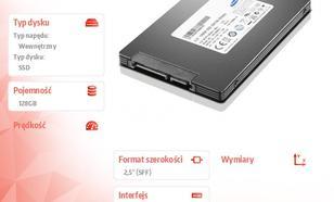 "Lenovo ThinkStation 128GB SATA 2.5"" SSD"