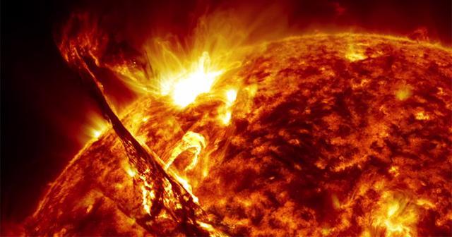 Słońce Z Bliska Na Znakomitym Filmiku Od NASA