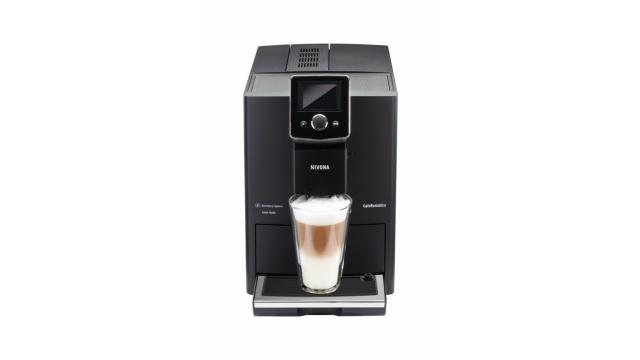 Nivona Cafe Romantica pozwala parzyć dwie kawy jednocześnie