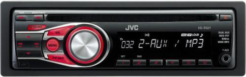 JVC KD-R321