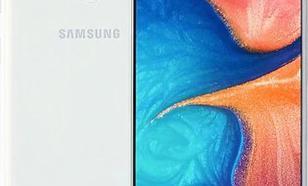 Samsung Galaxy A20e Biały (SM-A202FZW)