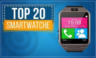 Najbardziej Polecane Smartwatche - Klasyfikacja TOP 20