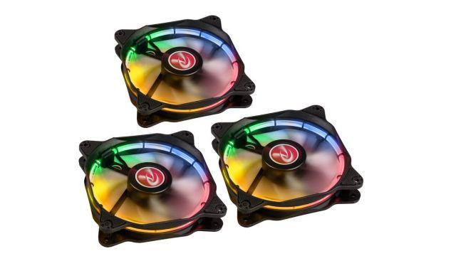Raijintek Auras RGB 3 Pack 120mm (0R400038)