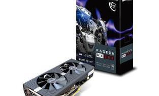 Sapphire technology Radeon RX 580 NITRO+ 4GB GDDR5 256bit - RATA
