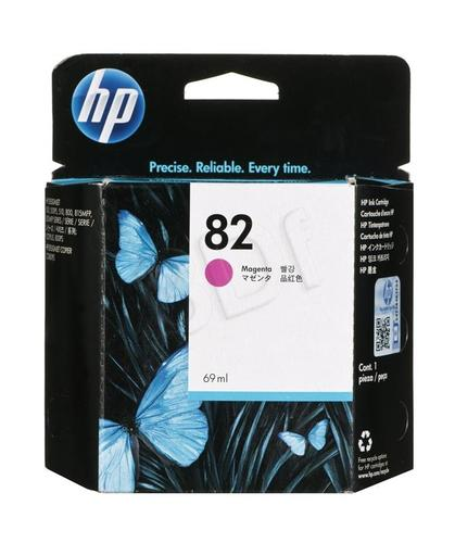 HP Tusz Czerwony HP82M=C4912A, 69 ml
