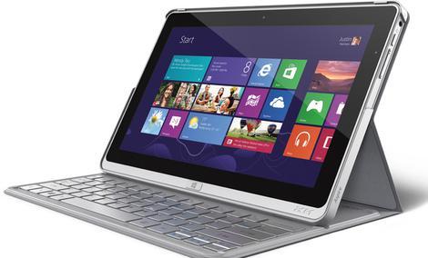 Acer Aspire P3 - hybrydowe urządzenie z dotykowym ekranem