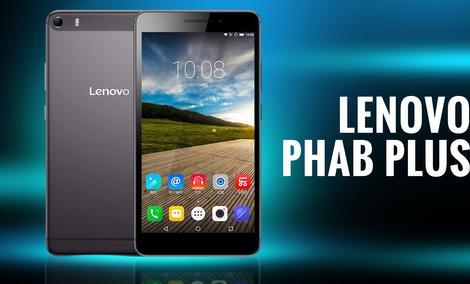 Lenovo Phab Plus - Recenzja Biznesowego Phabletu