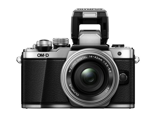Olympus OM-D E-M10 Mark II  - w retro mu do twarzy