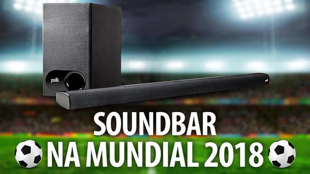Znalazłem soundbar na Mundial 2018 - Co potrafi Polk Audio Signa S1?