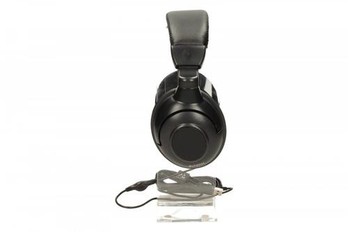A4 TECH Słuchawki nauszne HU-111 czarne
