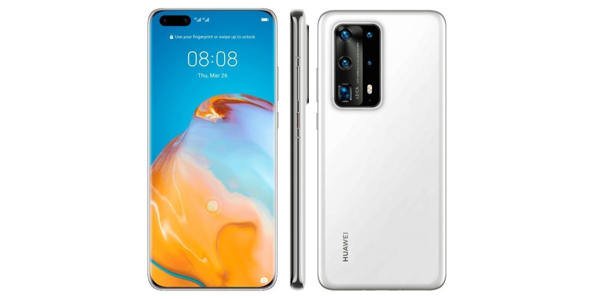 Huawei P40 Pro oraz Plus będą miały minimalne ramki wokół ekranu