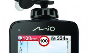 Mio MiVue 538 Drive Recorder + 8GB MicroSD and SC