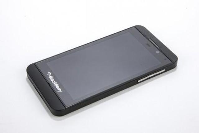 Recenzja telefonu komórkowego BlackBerry Z10