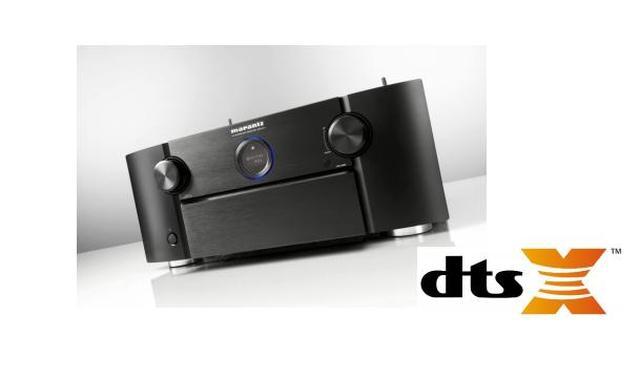 Technologia DTS:X od Firmy Marantz